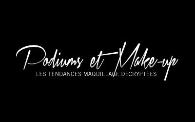 Logo de Gemey Maybelline / Podiums et make-up