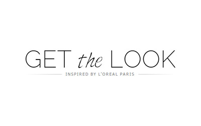 Logo de L'Oréal Paris / Get The Look