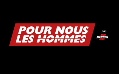 Logo de Mennen / Pour nous les Hommes